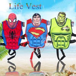 Anak-anak Hidup Rompi Jaket Anak-anak Life Jacket Apung Aman Rompi Kolam Renang Air Lifejacket Bayi Swimsuit Anak Baju Renang Lifevest