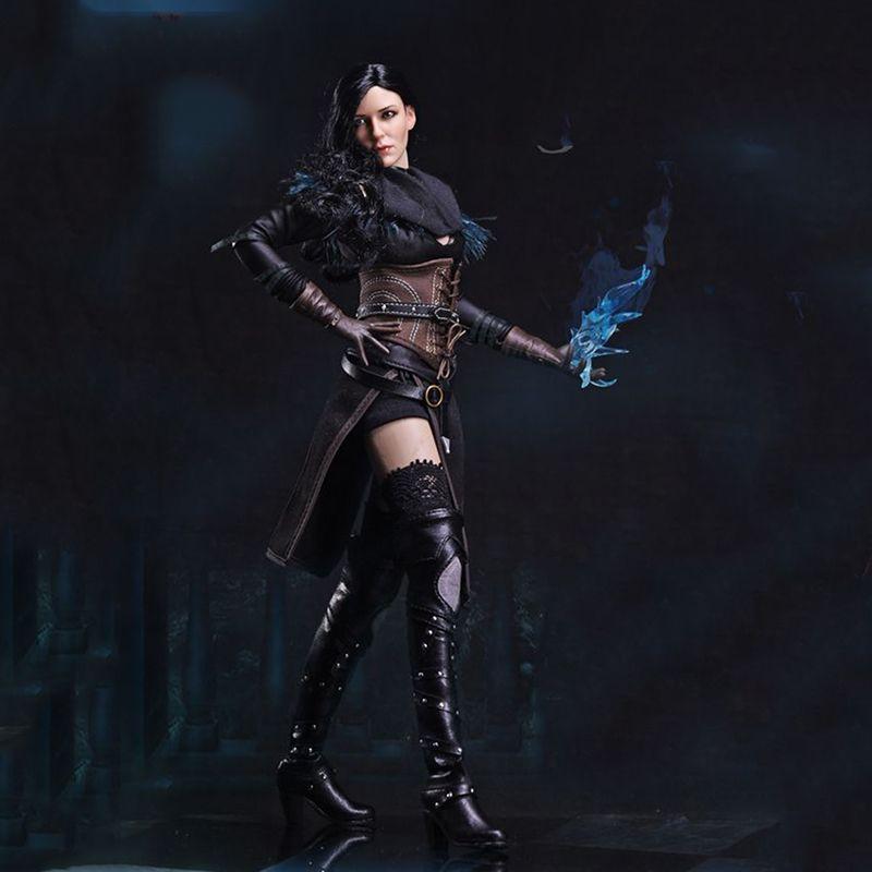 1/6 die Zauberin Weibliche Hexe 12 zoll Action-figuren Sammler