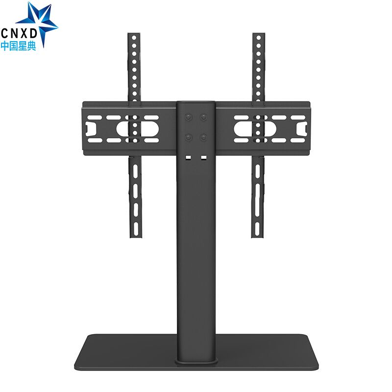Universal TV Table Monitor Base Stand Stable and Safety TV <font><b>Floor</b></font> Stand for Plasma LED LCD TV 32 to 55 up to 88lbs