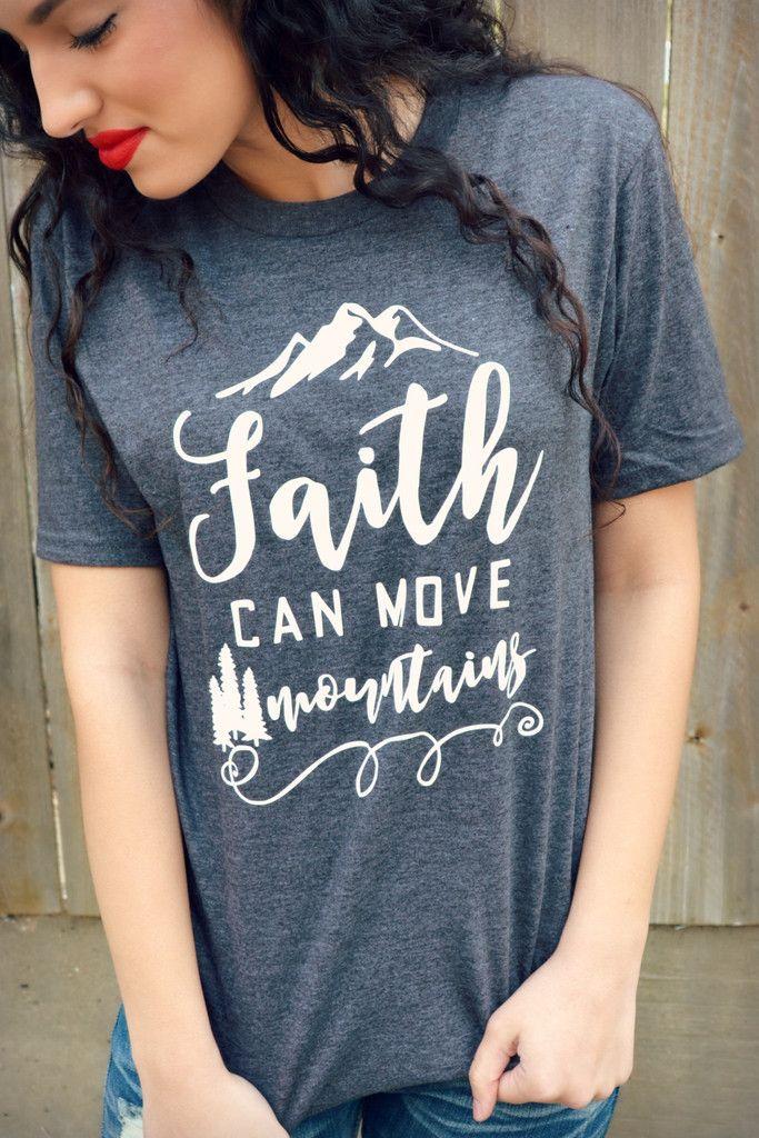 Hillbilly вера может больше горы Повседневное Для женщин короткий рукав o Средства ухода за кожей Шеи серый футболки свободные плюс Размеры XS-2XL ...
