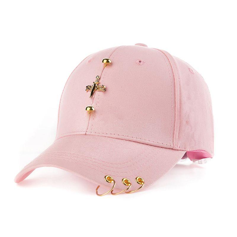 Women's Baseball With Ring Cap Hood Sun Hat Gorras Summer Hat Women Snapback Casquette