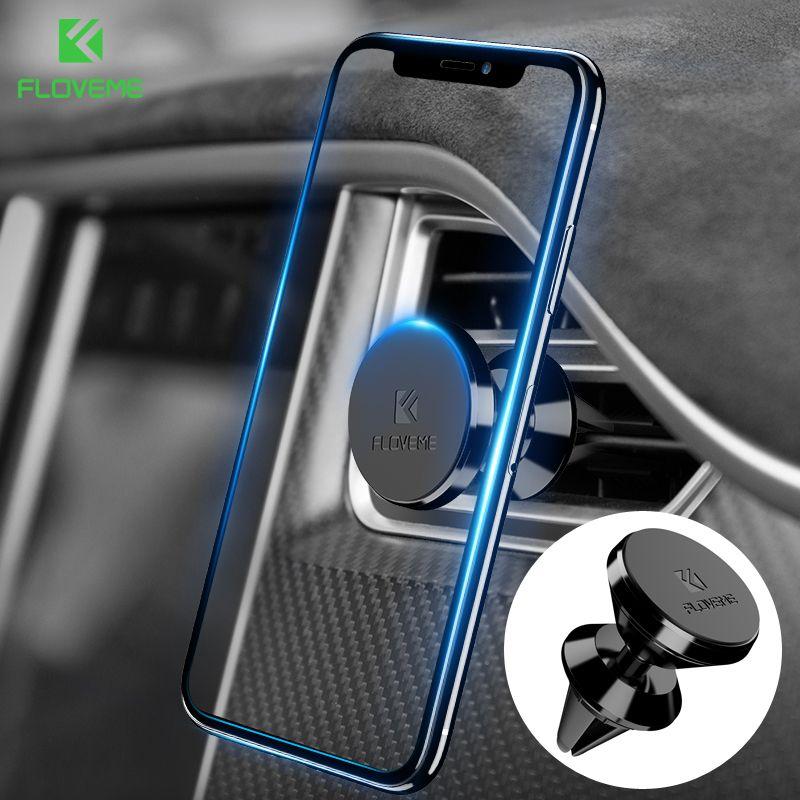 FLOVEME 360 Magnetische Auto GPS-Navigator Halter Für iPhone Samsung Ständer Halter Unterstützung Für Telefon Pop Auto-styling