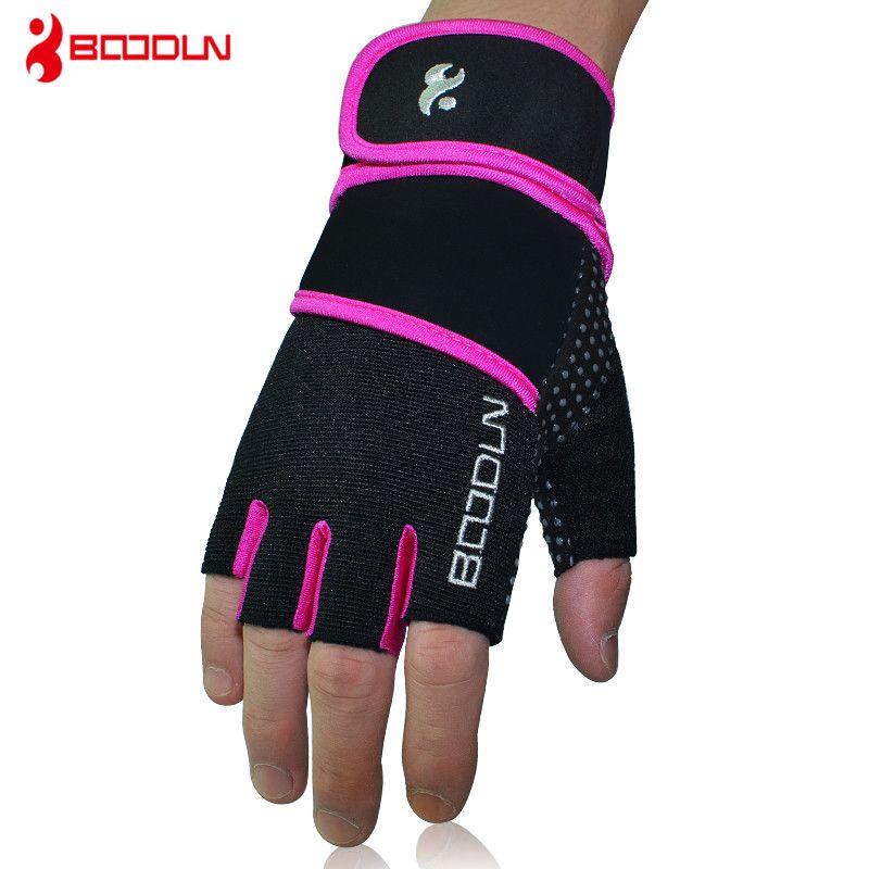 Gants de Fitness femmes Gym Crossfit musculation entraînement bracelet de poignet gants de sport pour barre horizontale entraînement haltère haltère