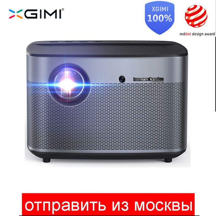 XGIMI H2 Projektor Full HD DLP 1350 ANSI Lumen 1080 p LED 3D Video Android Wifi Bluetooth Home Theater Projektor 4 K Beamer