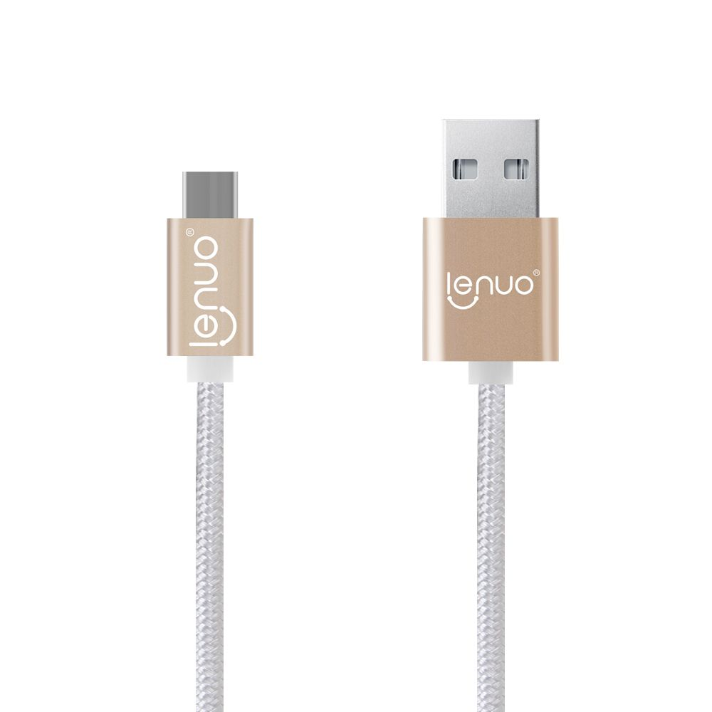 Brand Lenuo 2.4A USB C Type-C Fast Sync & Charger Cable for Meizu MX6 PRO 5 Pro 6 Leeco Le PRO 3 Le Max 2 Le 2 Pro Type C cable