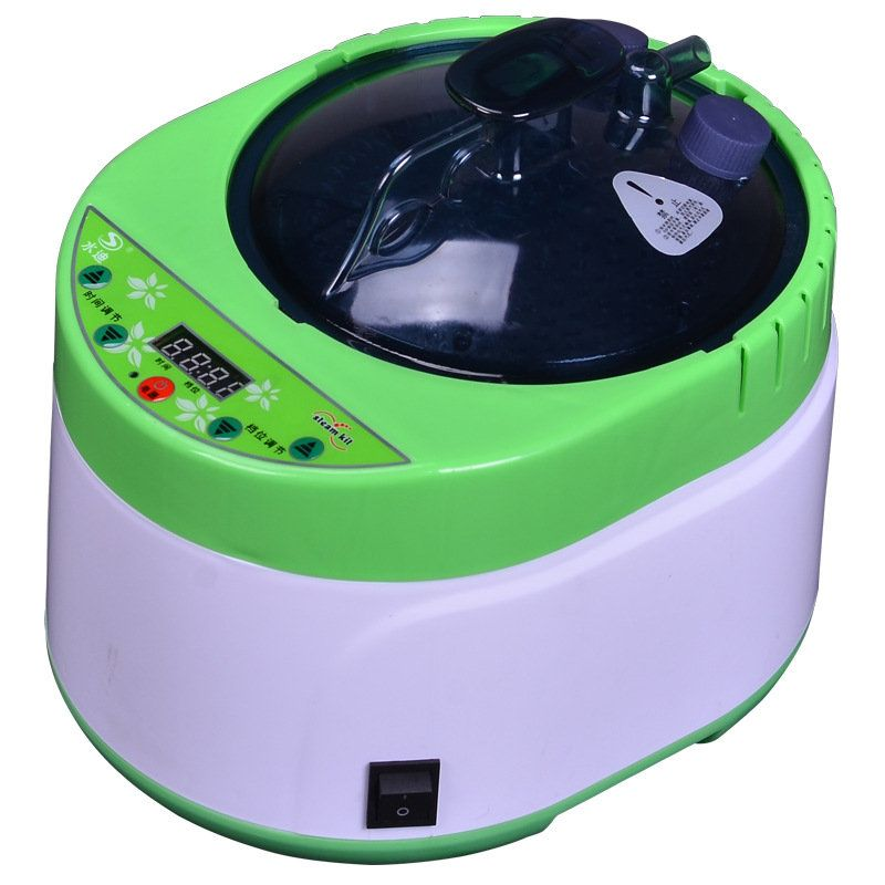 SAUNA Kits Home Steamer 4L Sauna Steam Generator for Sauna Spa Steamer Pot Body Therapy Sauna Accessories Large Capacity