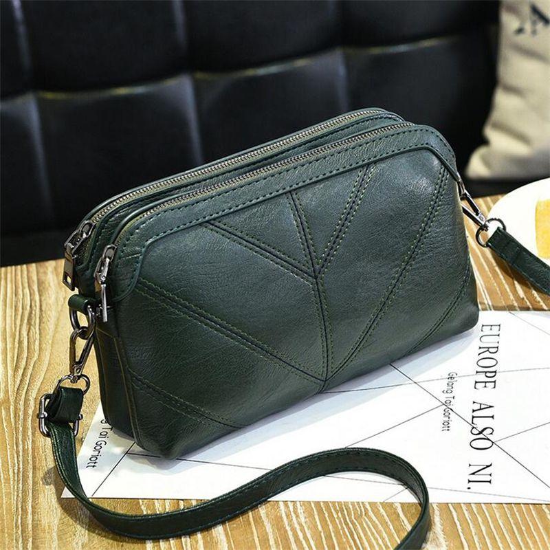 BARHEE 2018 High Quality Leather Women Handbag Luxury Messenger Bag Soft pu Leather Fashion Ladies Crossbody Bags Female Bolsas