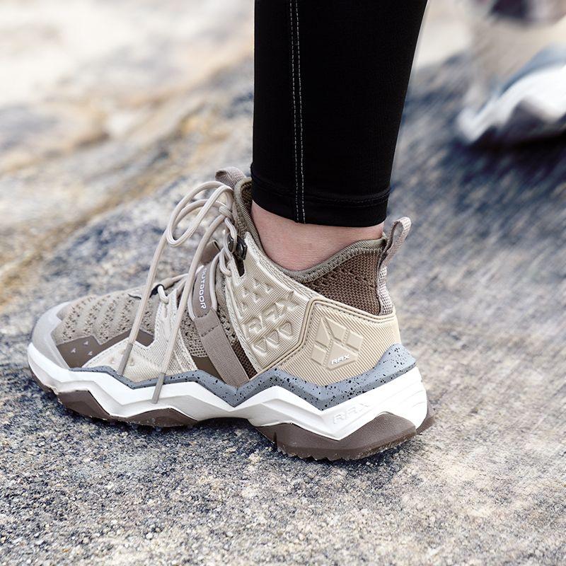 Rax Männer Wandern Schuhe 2019 Frühling Neue Atmungsaktive Outdoor Sport Turnschuhe für Männer Mountain Schuhe Trekking Sport Schuhe Männlichen