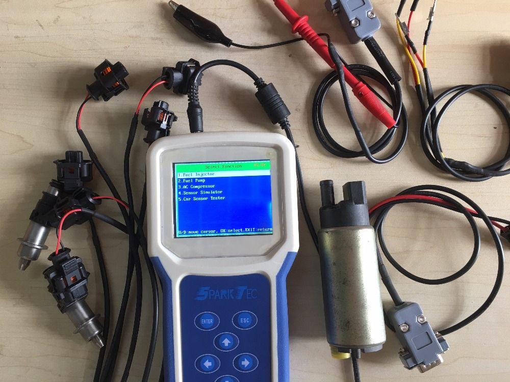 BST501 Plus-automobil motor elektrische problem tester (test sensoren, elektrische drähte, ECU, kraftstoff injektoren, kraftstoff pumpe, bau)