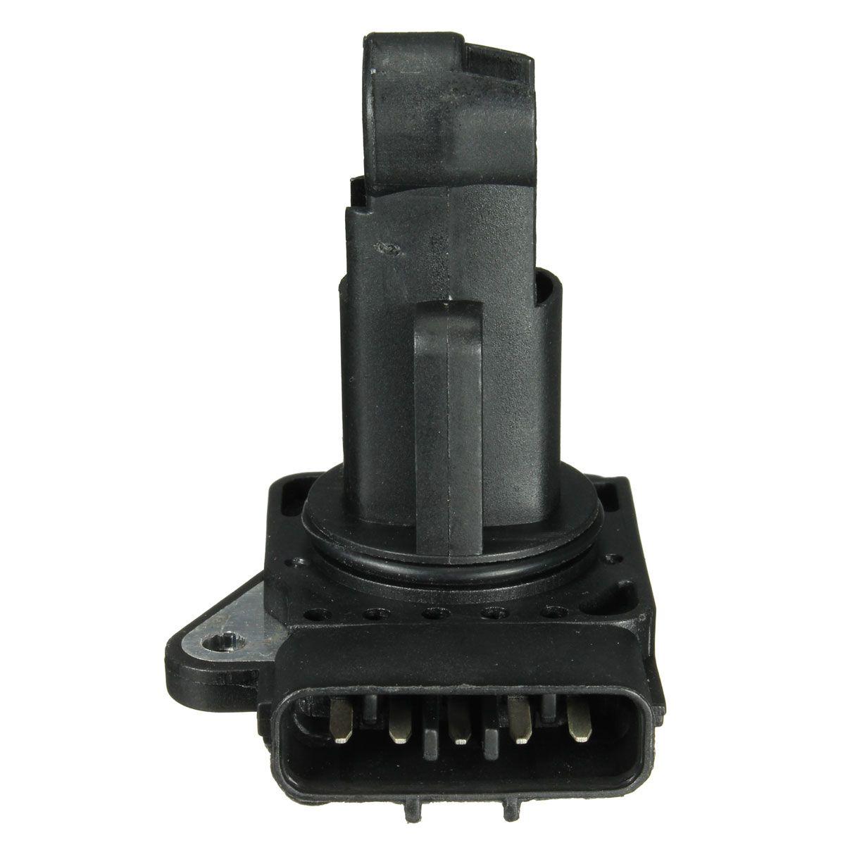 Black Mass Air Flow Meter For Mazda 2 3 5 6 CX7 MX5 & PROTEGE RX8 ZL01-13-215