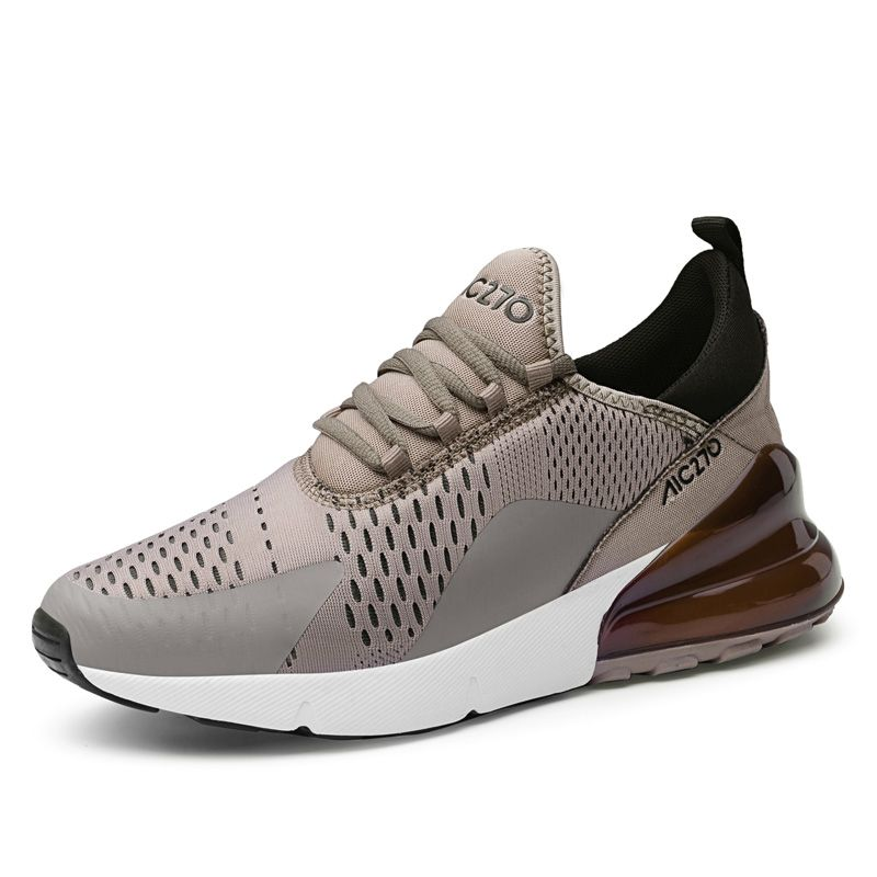 Running Shoes Men Sneakers Breathable Zapatillas Hombre 270 Couple Fitness Sneakers Women Air Cushion Trainers Outdoor Sport