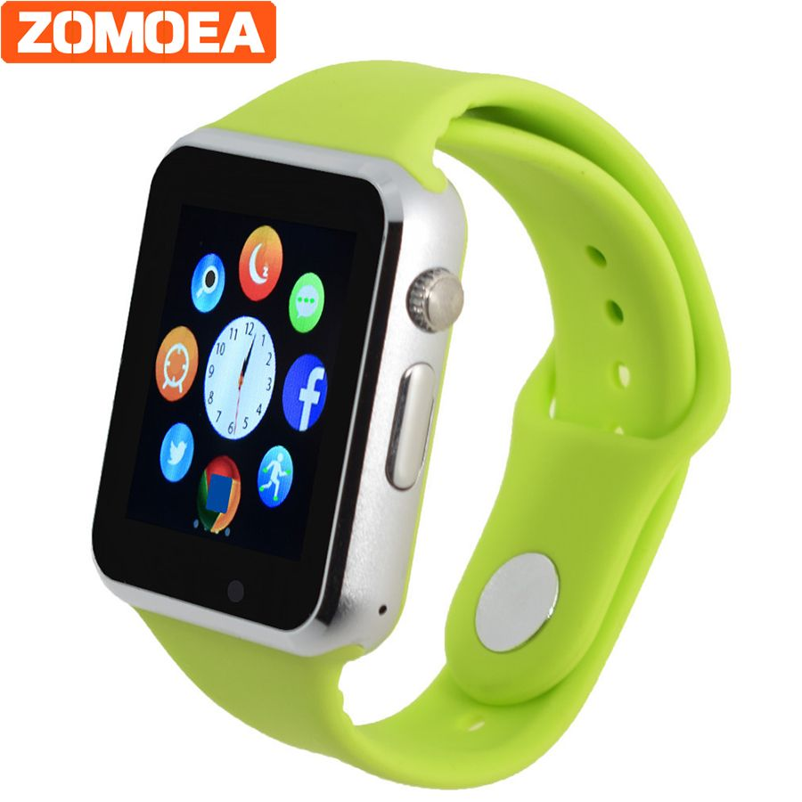 T2 Smart Watch For Android Phone Support SIM TF <font><b>Pedometer</b></font> Sport Bluetooth Push For Xiao Mi Phone Children DZ09 GV18 GT08 GT88
