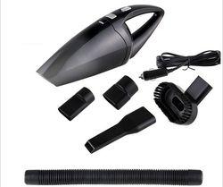 120W Portable Mini Car Vacuum Cleaner Wet & Dry Aspirador Dual-use High Quality Super Suction High Power Car Vacuum Cleaner 12V
