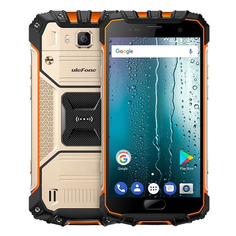 Ulefone Armor 2S Waterproof IP68 Mobile Phone 5.0