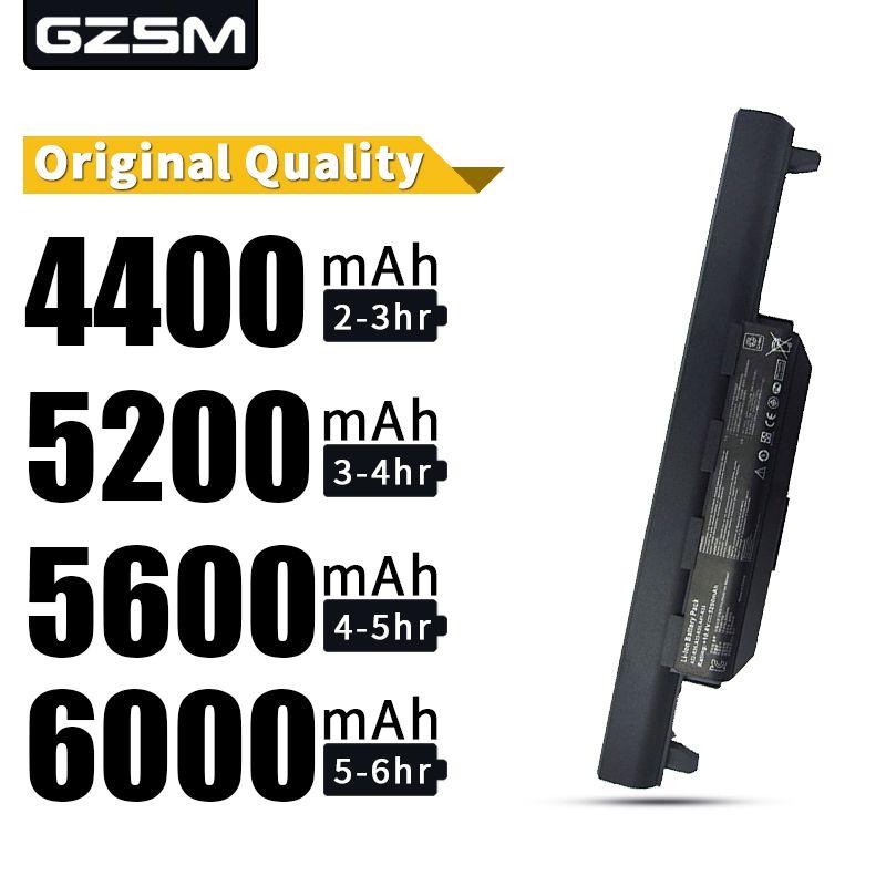HSW 5200 MAH batterie d'ordinateur portable pour asus A32 K55 A33-K55 A41-K55 A45 A55 A75 K45 K55 K75 X45 X55 X75 R400 R500 R700 U57 batterie