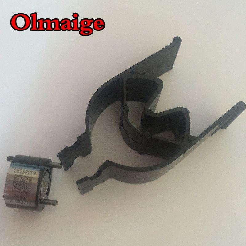 Couvercle en carbone noir diamant euro3 injecteur de carburant vanne de commande à rampe commune 9308-621c 28239294 9308Z621C 28440421 pour Delphi