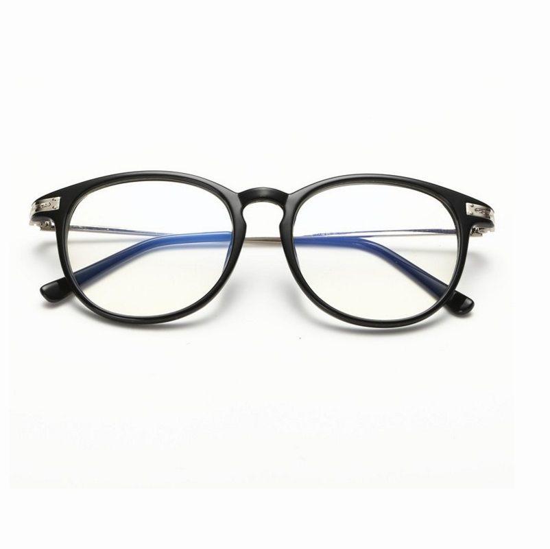 2018 new retro round myopia glasses 6601-6610
