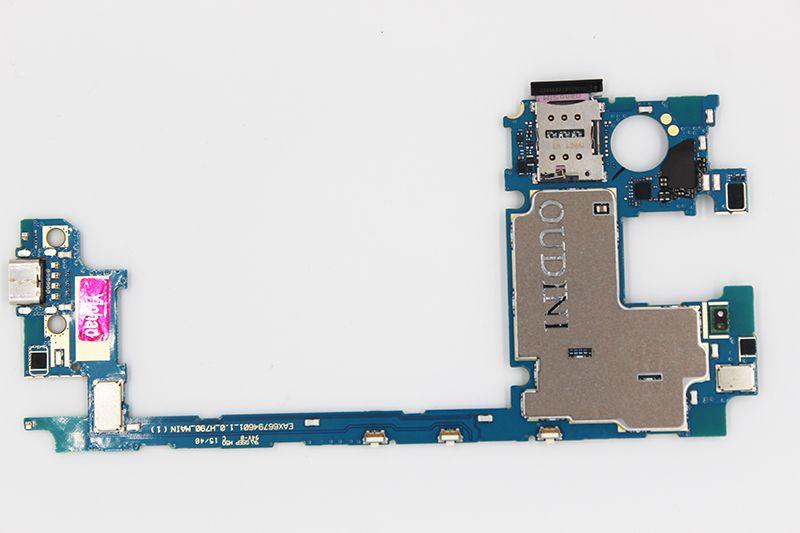 100 % UNLOCKED 32GB work for LG LG Nexus 5X Mainboard Original for LG H790 32GB Motherboard
