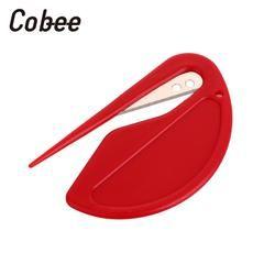 2 pcs/ensemble Mini Enveloppe Cutter Ouvre-lettre Lame Papier Lettre Ouverte Cutter