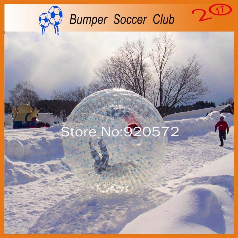 Free shipping ! 2.5m outside 1.5m inside inflatable body zorb ball,zorb water ball,zorb ball for sale
