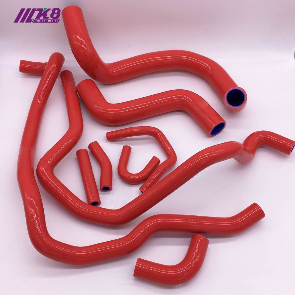 SILICONE HEATER RADIATOR HOES COOLANT KIT for NISSAN cefiro A32 A33 1997-2005