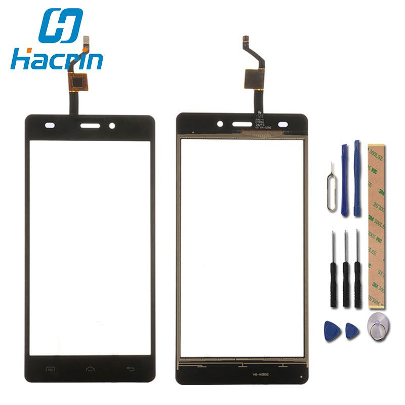 Hacrin Touch Screen For DOOGEE X5 Touch Screen New Touch Panel Glass Assembly Replacemen For doogee x5 X5S X5 Pro Touch Screen