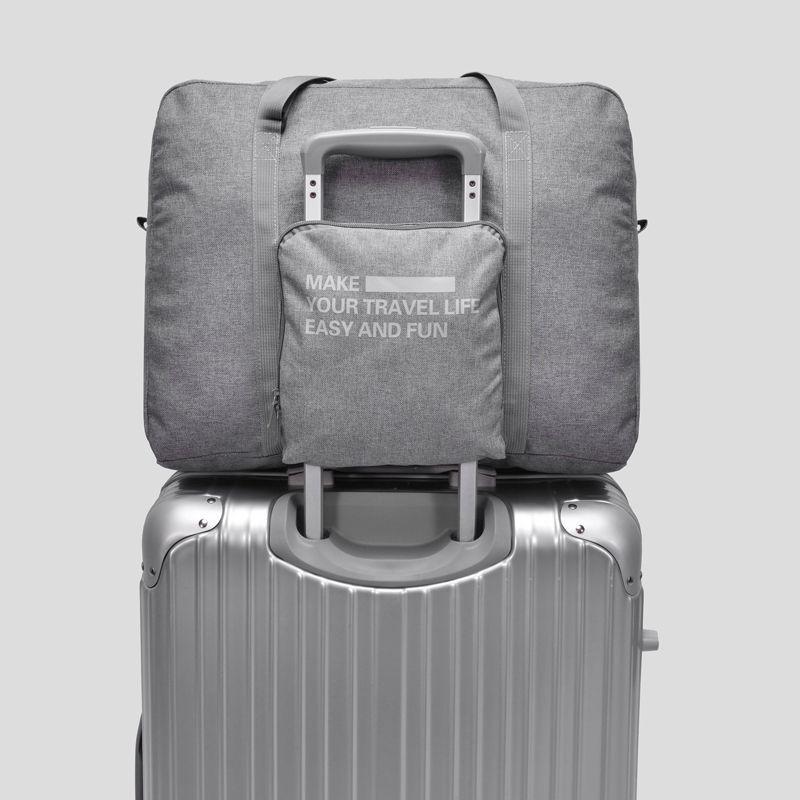 2017 Women Folding Travel Bag Unisex Luggage Travel Handbags WaterProof Travel Bag Large Capacity Bag Women Nylon Bags Bolsas
