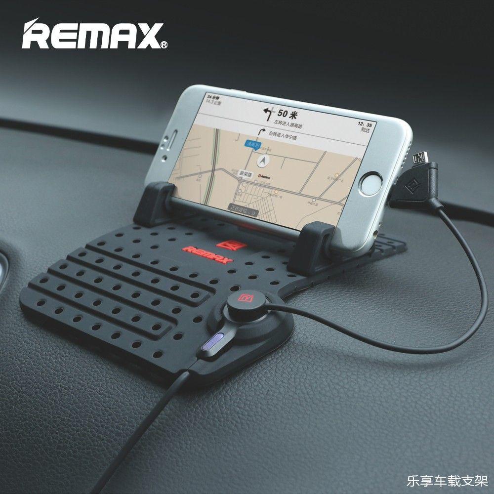 Remax Mobile Téléphone Support De Voiture Avec Magnétique Chargeur USB Câble Pour iPhone 5 5S 6 s 7 7 plus Android xiaomi Téléphone Réglable Support