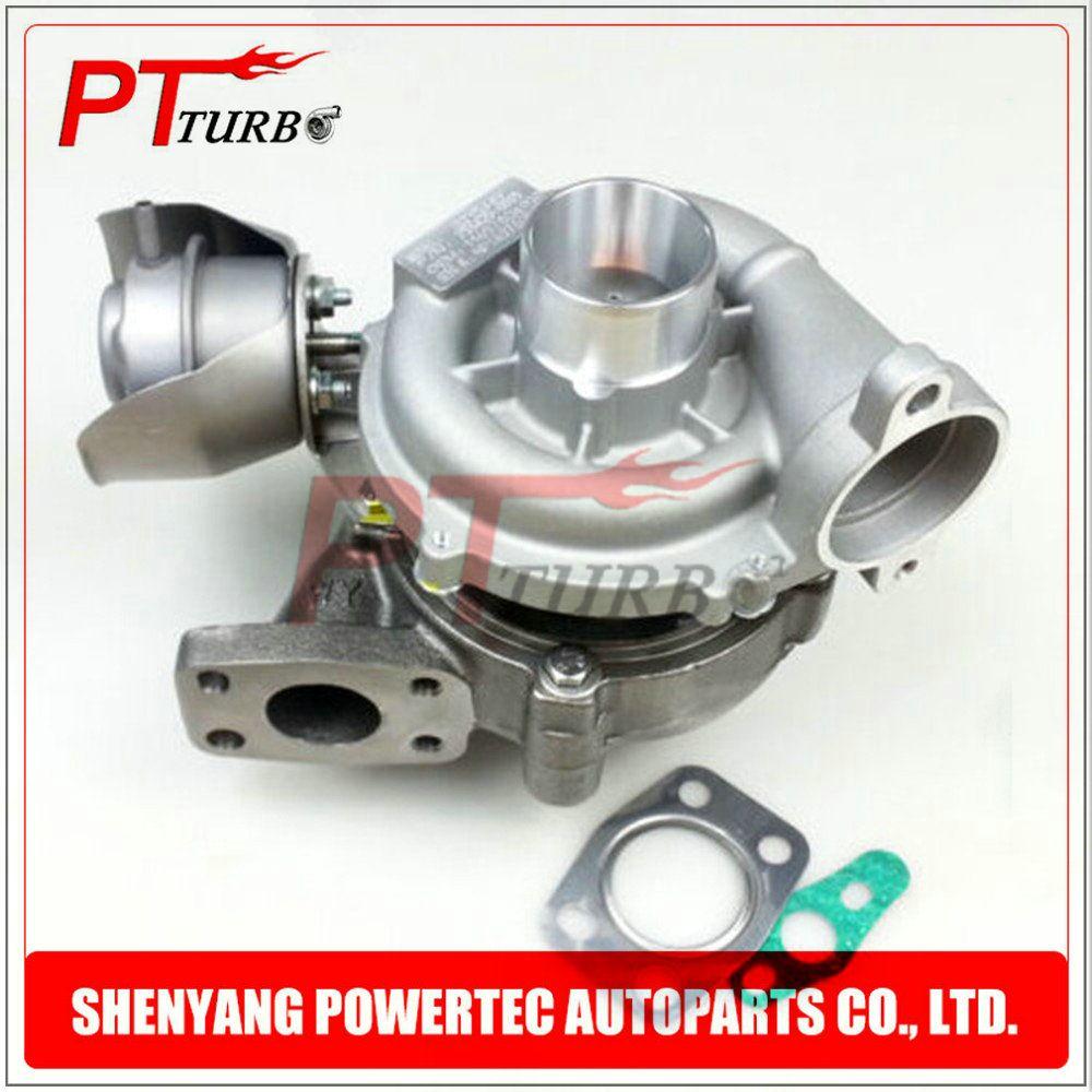 Abgeschlossen Garrett Turbolader GT1544V 753420/750030/740821 ganze turbo für Citroen Berlingo Picasso Xsara 1,6 HDi FAP