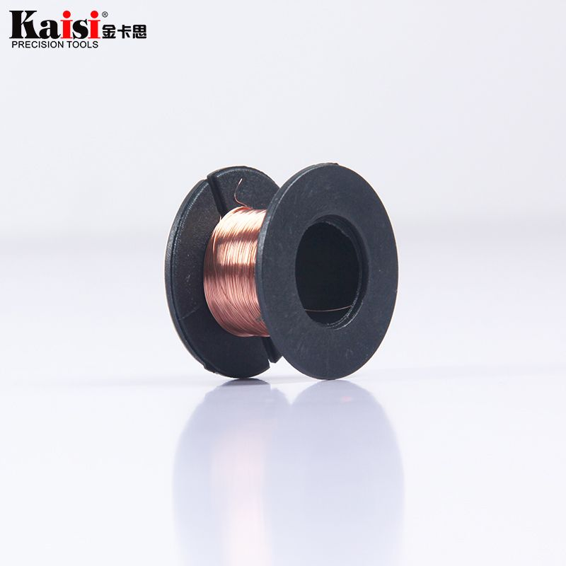 Kaisi 0.02mm PCB Link Wire Copper Soldering Wire Maintenance Jump Line for Mobile Phone Computer PCB Welding Repair Tools