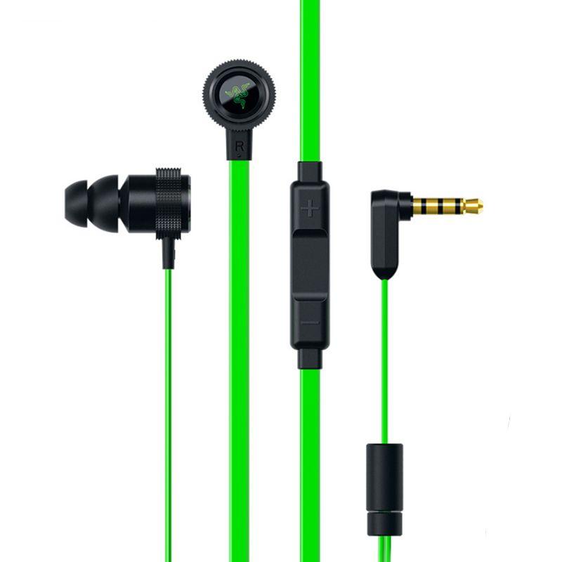 Hammerhead V2 Pro In-ear Earphone Gaming Headsets Volume Controls Earphone With Microphone headphones for phone PK Razer
