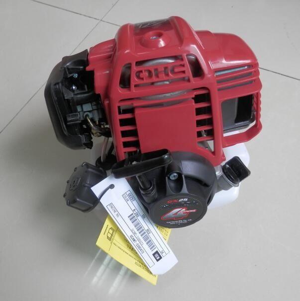 GX25 GASOLINE ENGINE FOR UMK 425 HHH25 4 CYCLE POWERED BACKPACK PETROL BRUSHCUTTER TRIMMER SPRAYER MOTOR