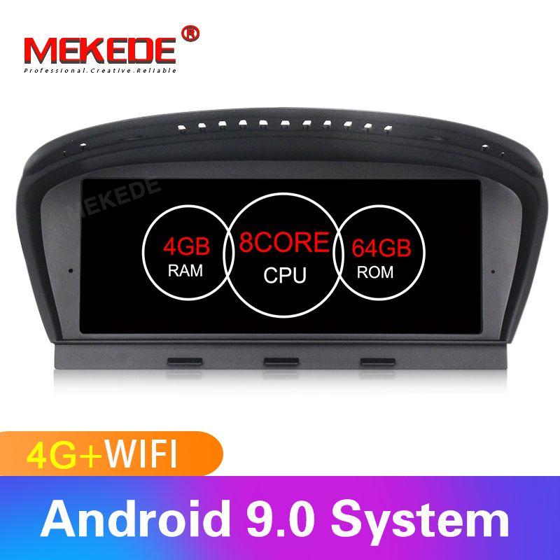 MEKEDE MSM8953 8 core Android 9.0 4 + 64G 4G LTE Auto Multimedia player für BMW 5 series E60 e61 E62 E63 3 serie E90 E91 CCC/CIC