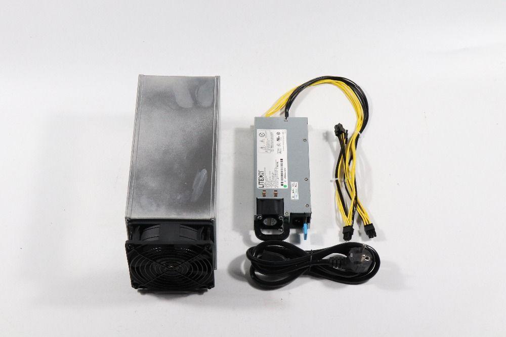Baikal BK-X Giant X10 10GH/S Support 7 Algorithum X11 XVG DGB Miner With PSU Better Than Antminer S9 Z9 Mini T15 S15 BK-G28 BK-B