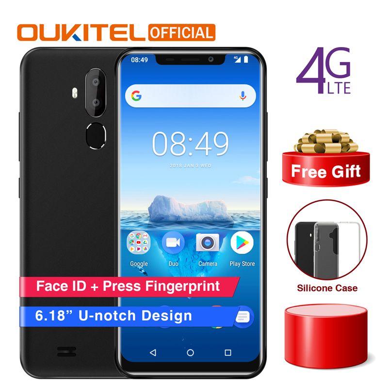 Original OUKITEL C12 Pro 6.18