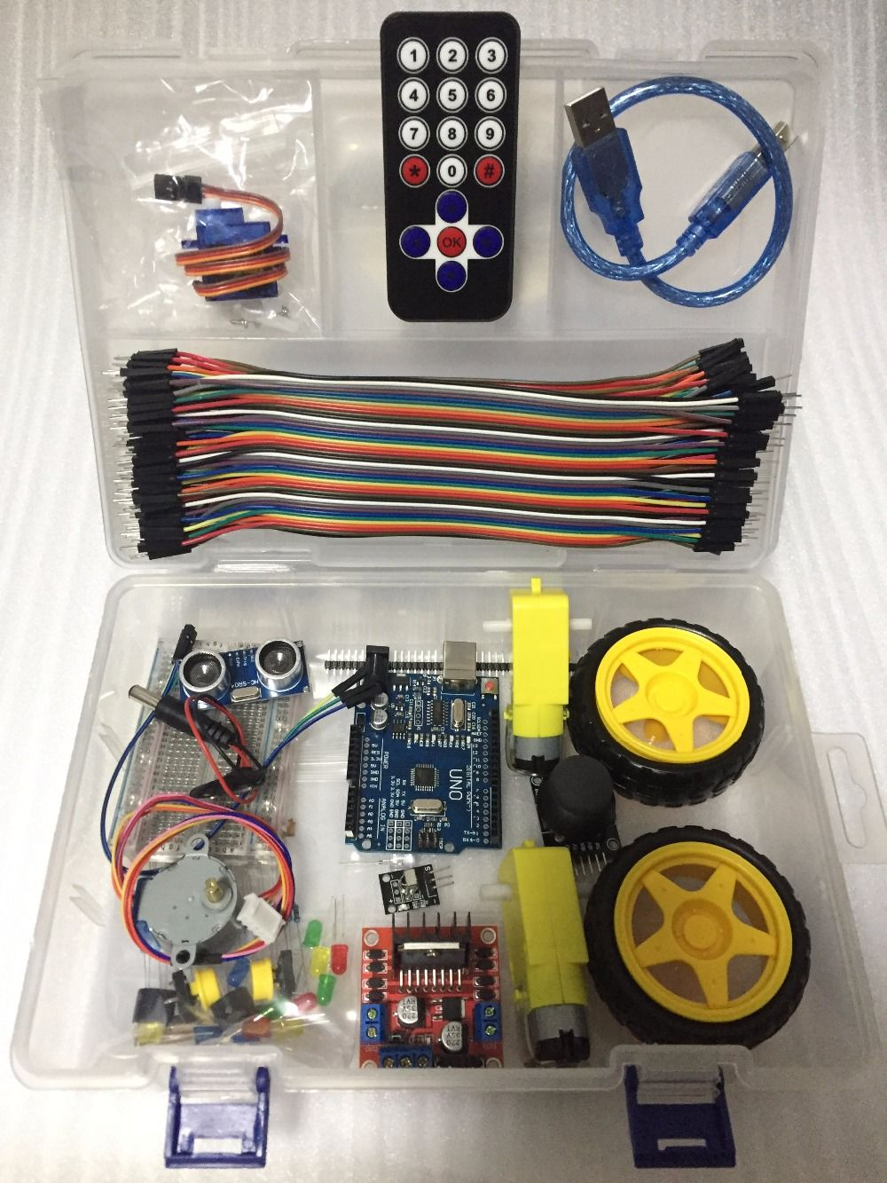 CAIZHIXING arduino kit for education Learning kit Learning Suite With Retail Box For Arduino UNO R3