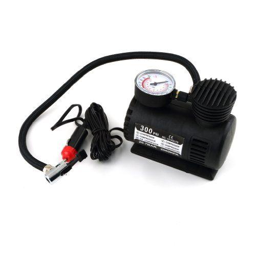 YKS Портативный 12 В авто электрический воздушный компрессор шин Infaltor насос 300 psi Новый