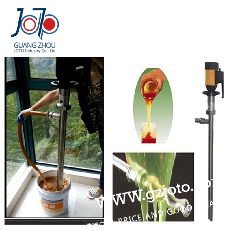 Niedrigen Preis 220 v 50 hz 60l/min 316 Edelstahl hohe viskosität Öl Rotary Vertikale Schraube Pumpe