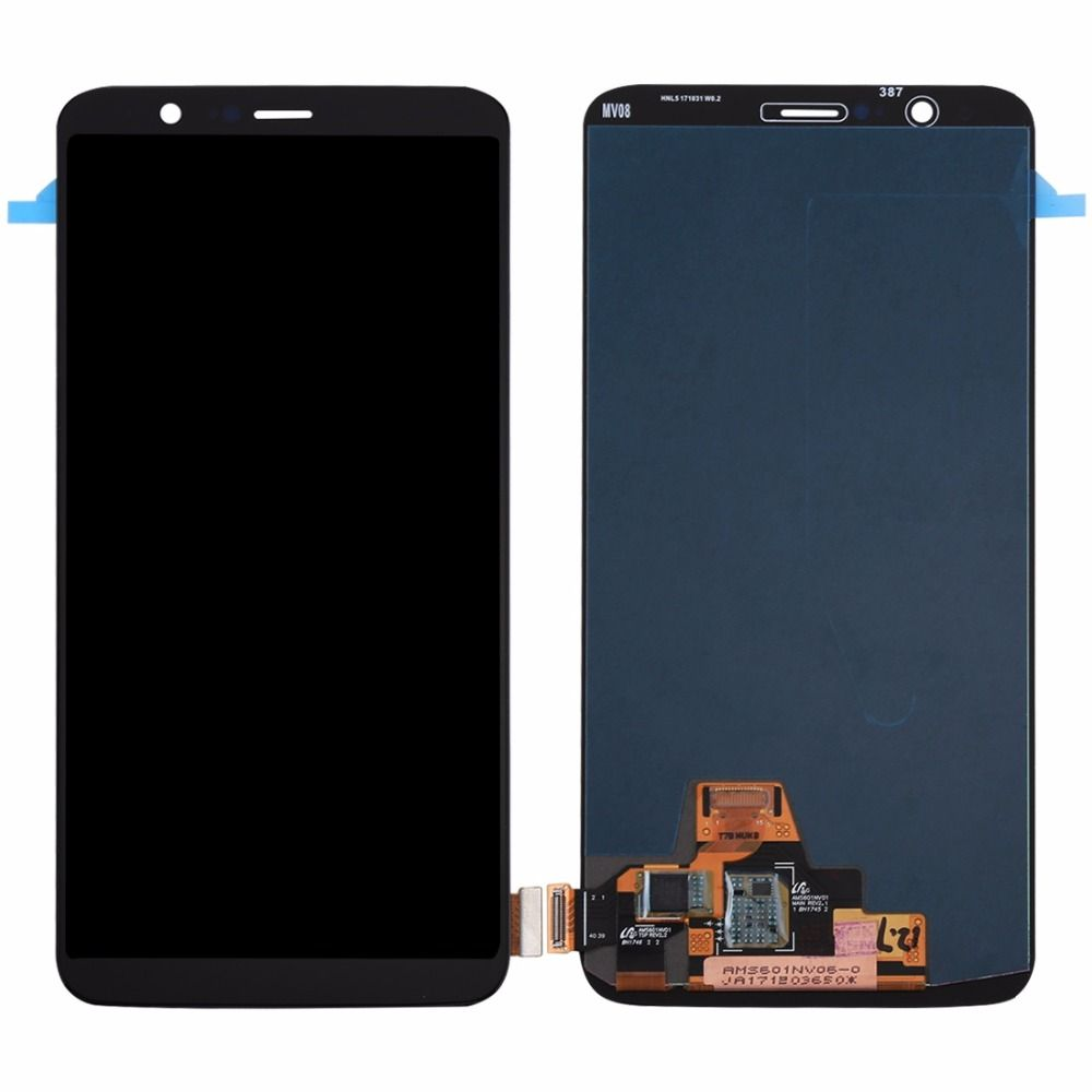 Replacement Screen for OnePlus 5T LCD Screen and Digitizer Full Assembly for OnePlus 5T