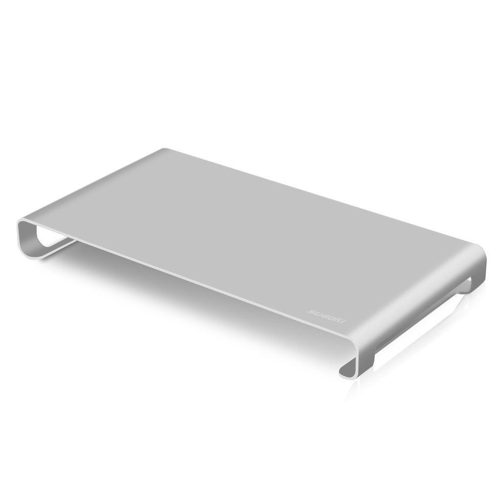 Seenda Legierung Arbeitsbereich Monitor Riser Schreibtisch Stehen für PC Computer iMac Laptop Desktop-
