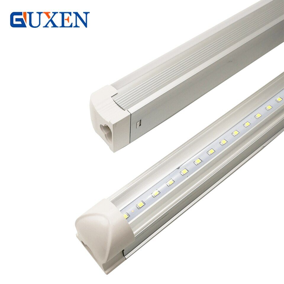 Store In US+T8 integrated LED tube light 22W 2000LM SMD2835 4ft 1200mm 85-265V 180 degree Led Fluorescent Tube Lamp CE RoHS