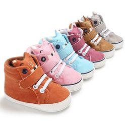 Bébé Garçon Fox Casual Chaussures Pour Le Printemps Automne Bottes Beau Anti Slip Lit Bebe Premiers Marcheurs Infant Toddler Filles Sport Sneaker
