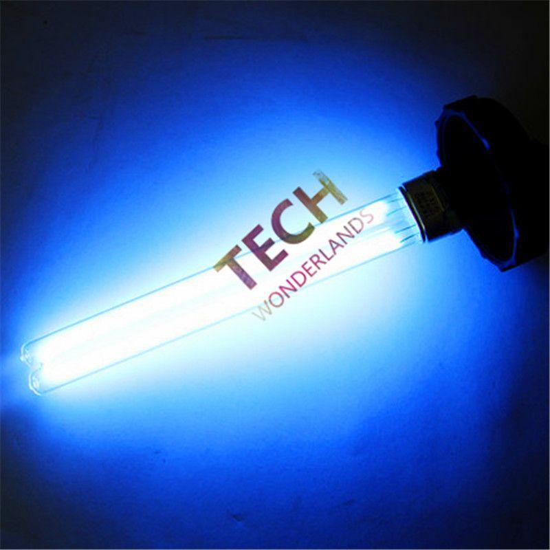 JEBO SUNSUN Atman Aquarium Ultraviolet stériliser UV stérilisateur lampe ampoule Tube 5W 7W 11W 13W 18W 24W 36W