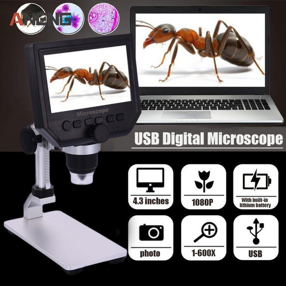 1-600x Digital Microscope 4.3
