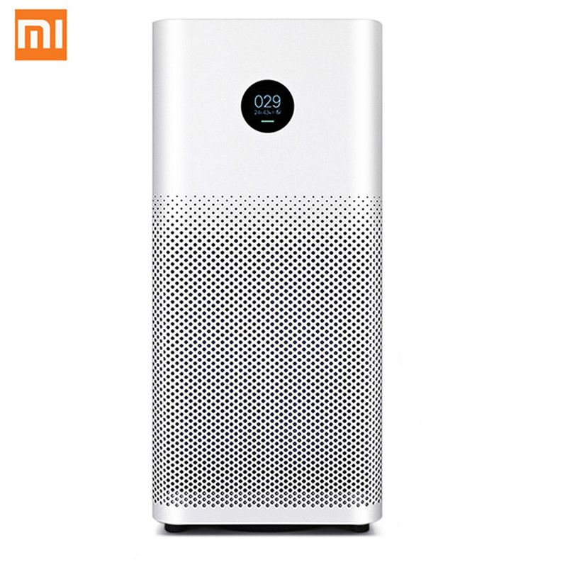 Xiaomi Mijia Air Purifier Mi Home 2S Triple-layered Hepa Filter Air Purifiers Home Control APP OLED Display Purifier Cleaner