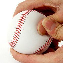 Высокое качество 9 # мягкий детский тренировочный мяч для взрослых мягкое наполнение ударение мяч применение бейсбольная бита из твердого с...