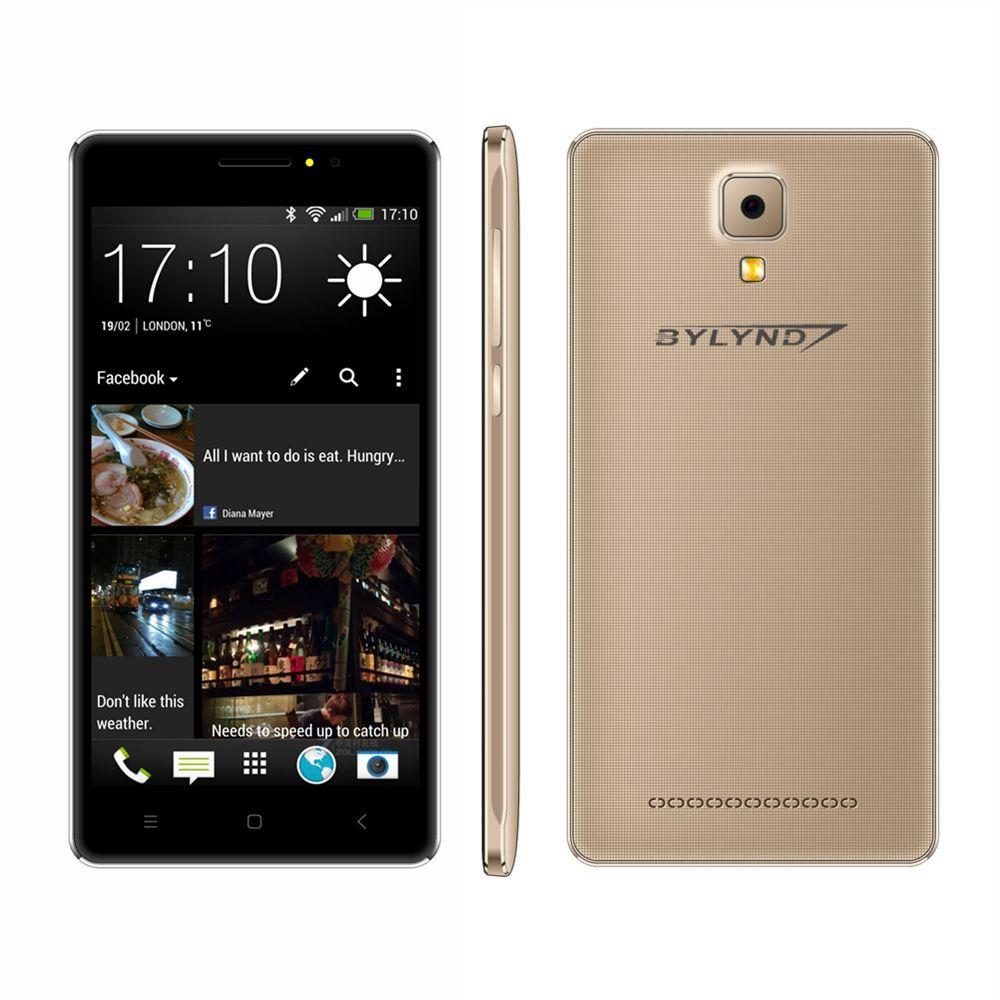 Original BYLYND X5 Smartphones 5.0