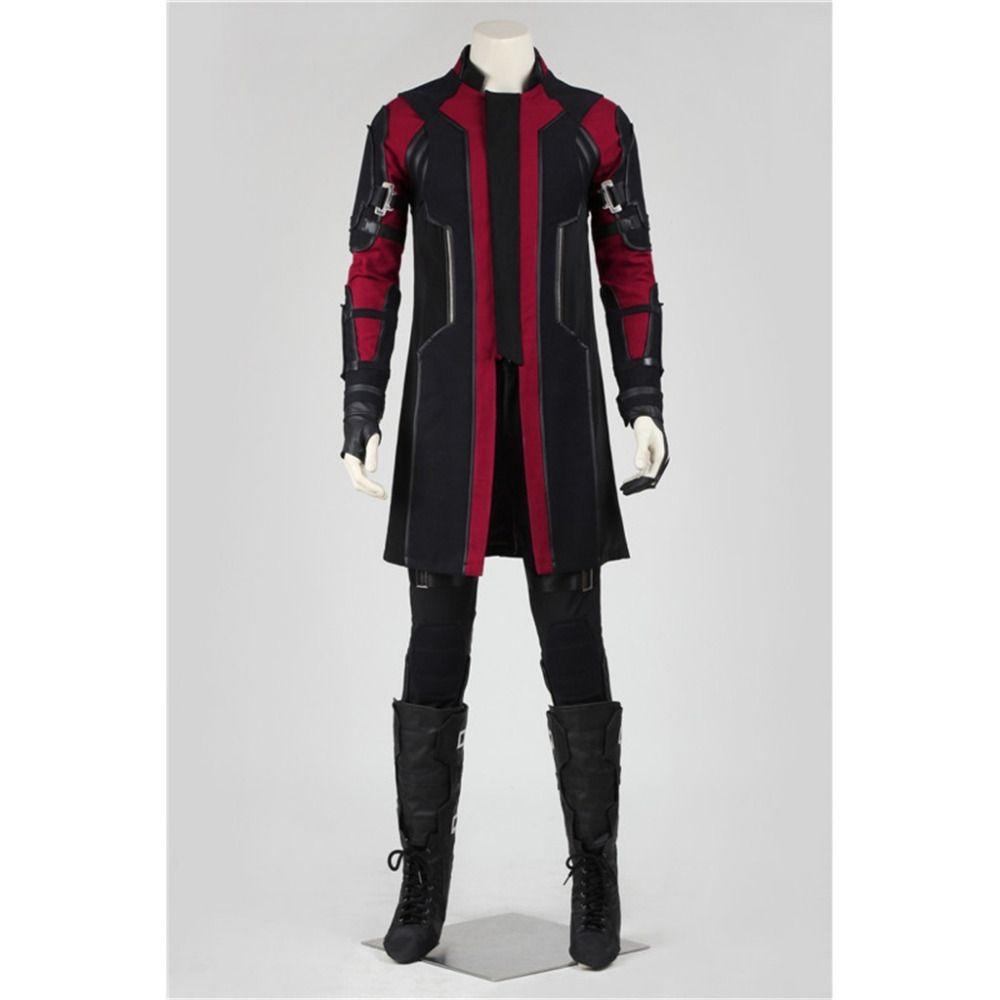 Hawkeye Cosplay The Avengers: Age of Ultron Hawkeye Cosplay Costume Adult Halloween Carnival Costume Cosplay