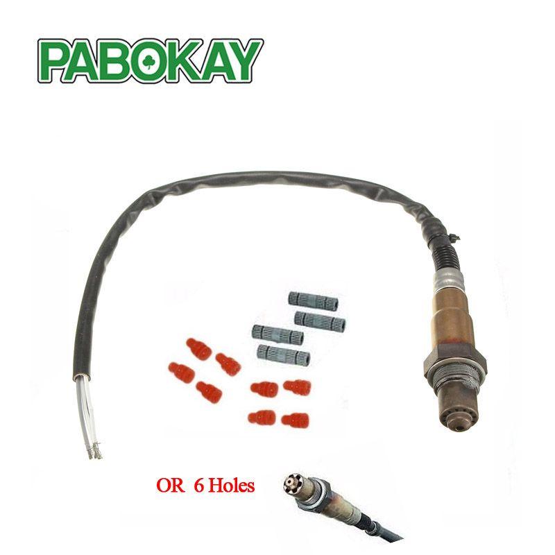 4 Wire Universal O2 Oxygen Sensor For Citroen For Ford /Hyundai Renault Volvo /VW /Fiat Lambda O2 Sensor 0258986602 0258986507