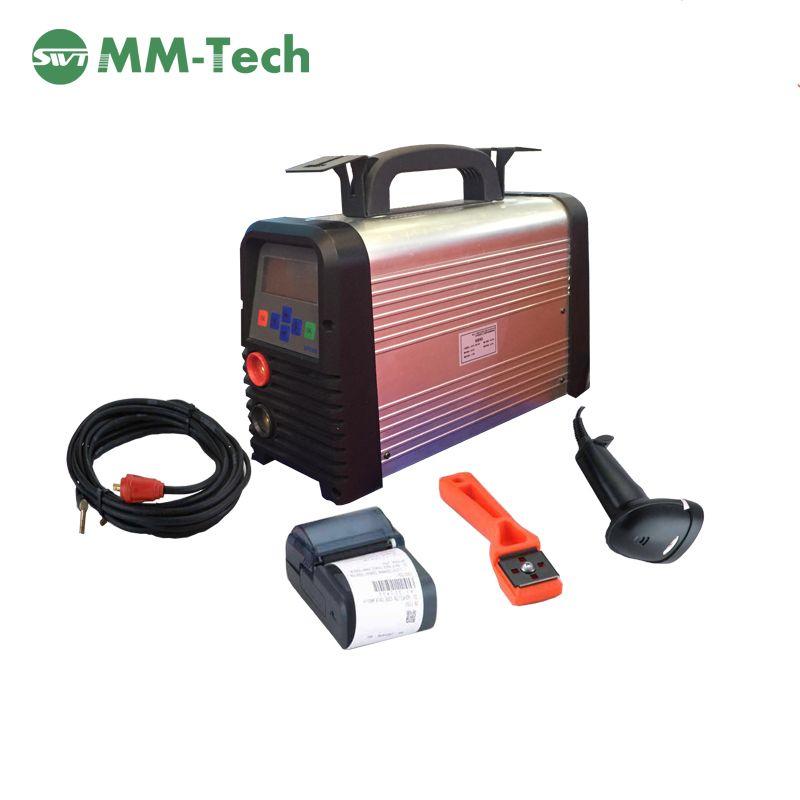 Heizwendelschweißen Maschine für 20-200mm hdpe-elektro armaturen